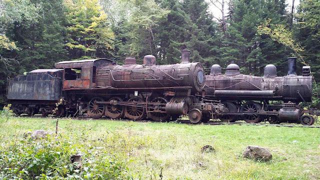 Boa parte da rede ferroviária russa está abandonada