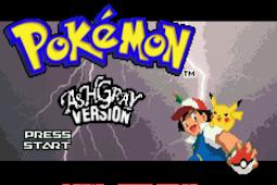 Pokemon AshGray Version Beta 4.5 GBA Latest Free Download