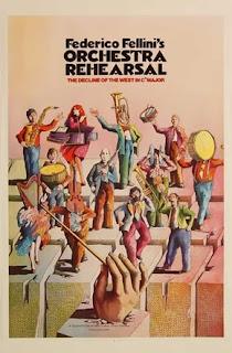 Review – Ensaio de Orquestra