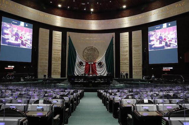Remite la Permanente a comisiones de las cámaras del Congreso, los informes de Banxico, SHCP e Inmujeres