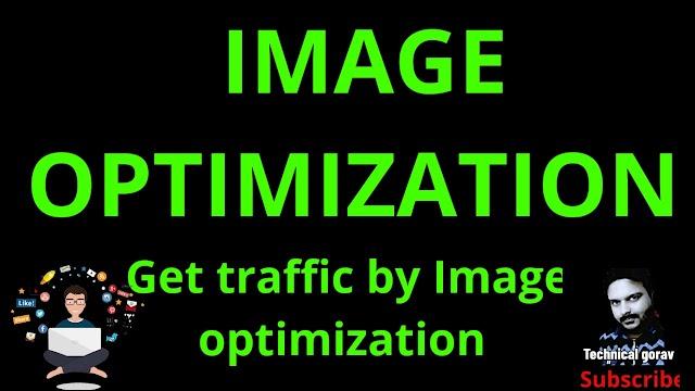 Images optimization - image optimization is important On seo