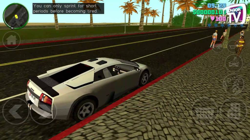 GTA Vice City Modern: graphic mod to download - Best4pcsoft