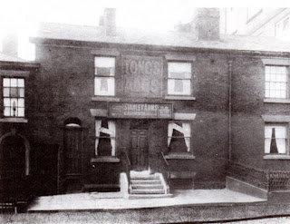 Stanley Arms Sally Up Steps Chorley Old Road Bolton