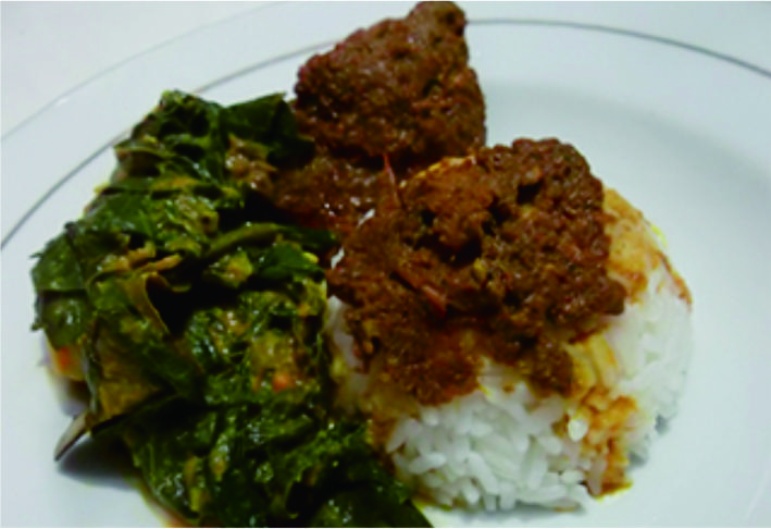 Resep Makanan Tradisional Rendang Ayam Sambel Ijo Ala Nasi