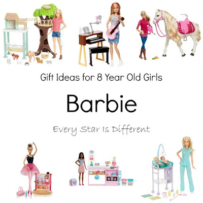 Barbie Gift Ideas for 8 Year Old Girls