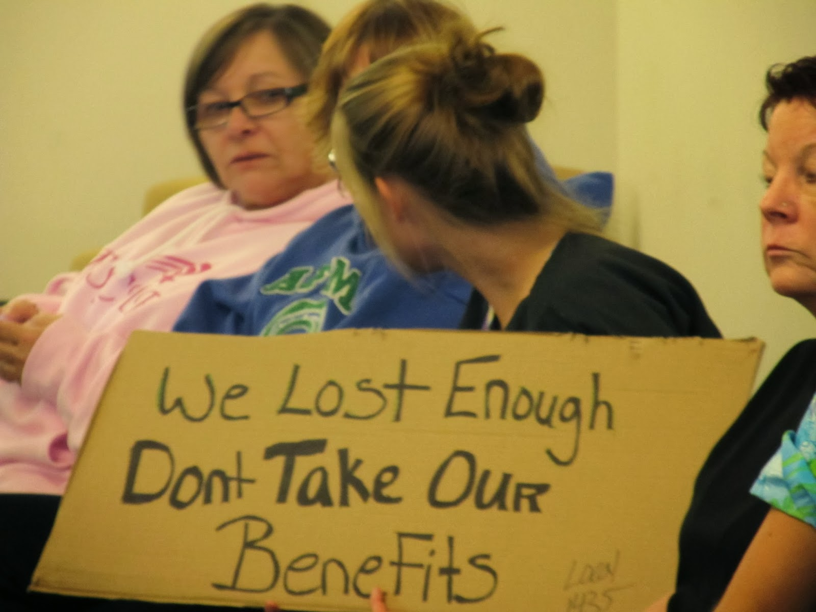 Lehigh Valley Ramblings: NorCo Workforce Angry at ...