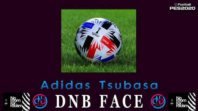 PES 2020 Adidas Tsubasa Ball by DNB