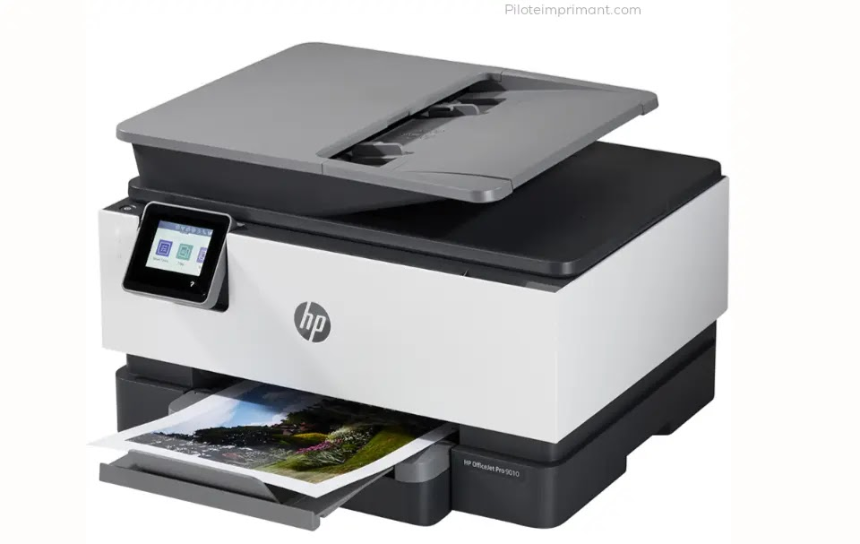Pilote HP OfficeJet Pro 9012