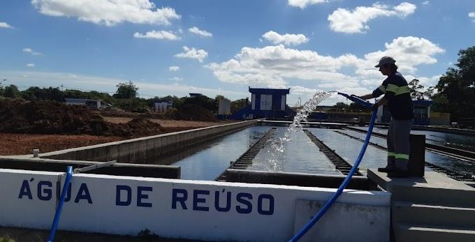 Ambiental Metrosul vai economizar 3,6 milhões de litros de água potável por mês na região metropolitana de Porto Alegre