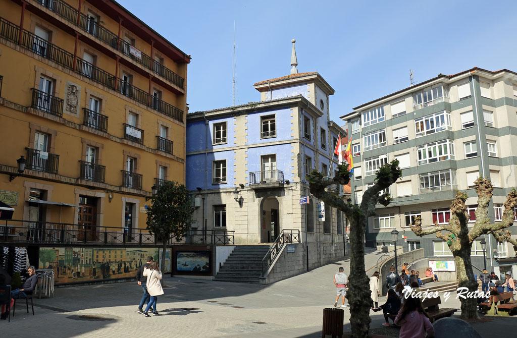 Calles de candás, Asturias