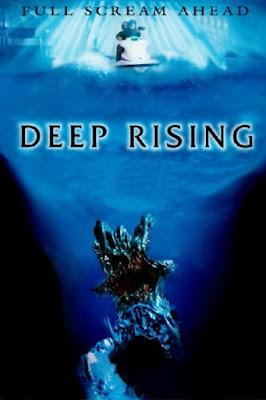 Póster película Deep Rising - 1998