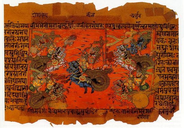 The untold story of the Mahabharata in Assamese