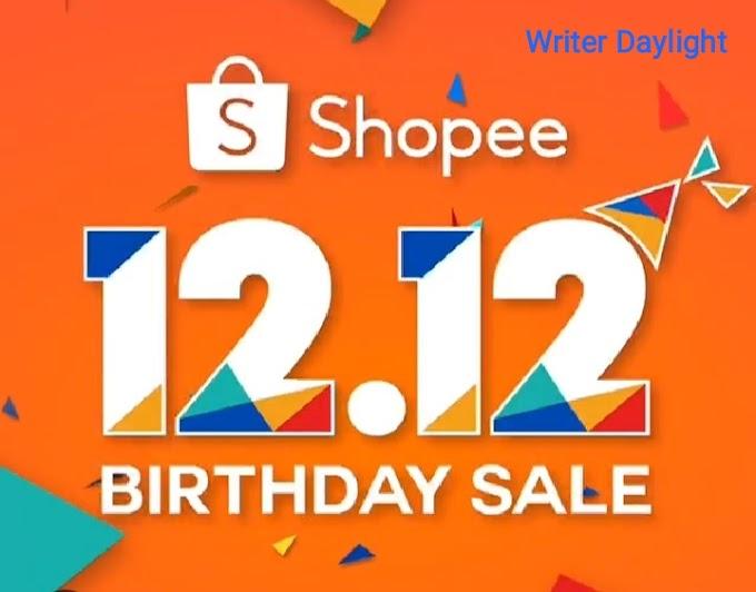 Puncak Shopee 12.12 Birthday Sale 2019, Ada 4 Kejutan Yang Paling Di Nantikan!!!