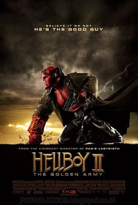 Sinopsis film Hellboy II: The Golden Army (2008)