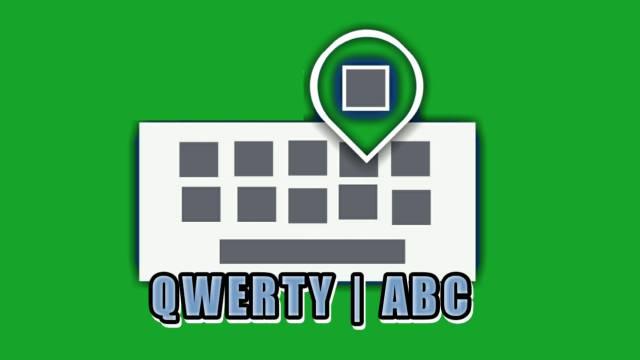 cara mengubah keyboard qwerty jadi abc
