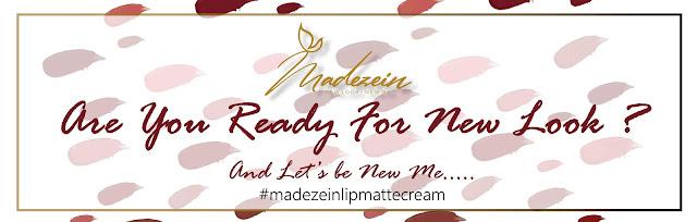Lip Matte Cream Madezine