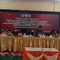 Gelar Rapat Pleno Terbuka, Ketua KPU Lutra: Segini Jumlah Dukungan Persyaratan Calon Perseorangan Pilkada 2019