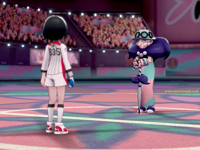 Allister - Stove-on-side gym leader (Pokémon Shield)