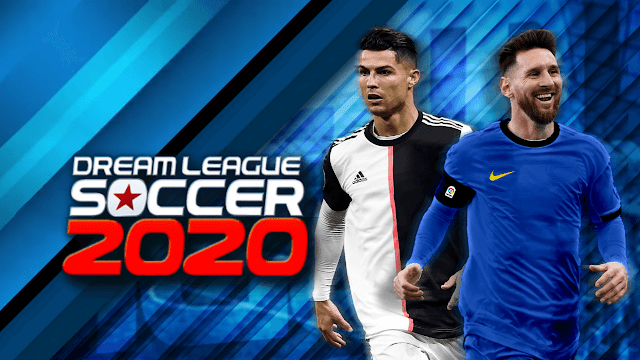 Dream League Soccer 2020 New Messi & Ronaldo Latest Edition For Android
