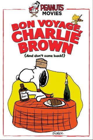 Bon Voyage, Charlie Brown [2015] [DVDR] [NTSC] [Latino]