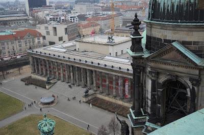 Museo Antiguo desde la catedral