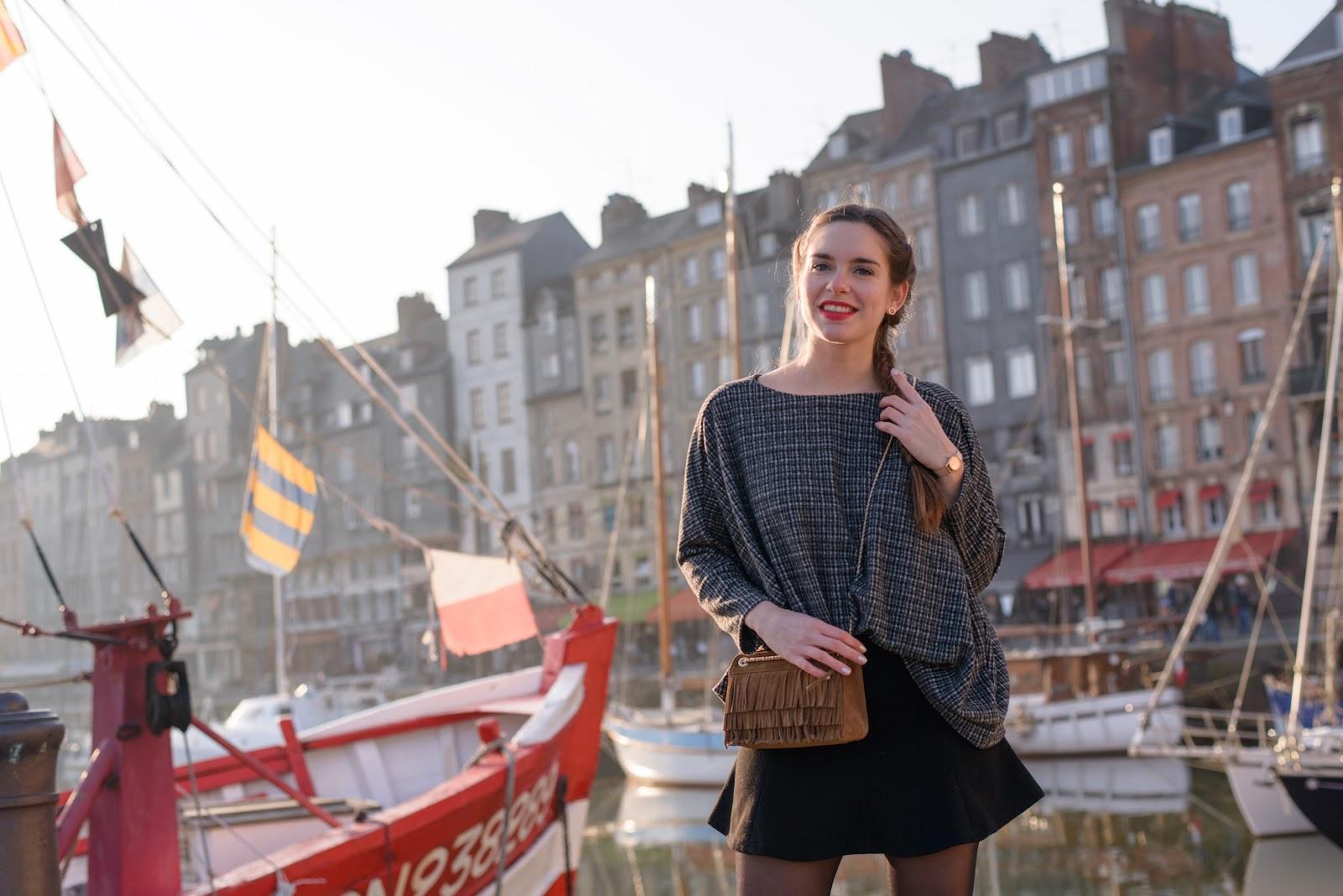 look blogueuse sezane