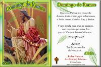 Resultado de imagen para Oración de la Bendición de los Ramos