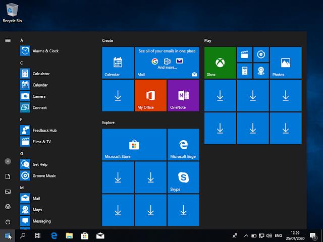 Cara instal Windows 10 Pro untuk pemula-25