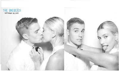 'My Bride Is Fire' - Justin Bieber Gushes Over His Wife Hailey As He Shares Lovely Photos From Their Lavish Wedding Ceremony