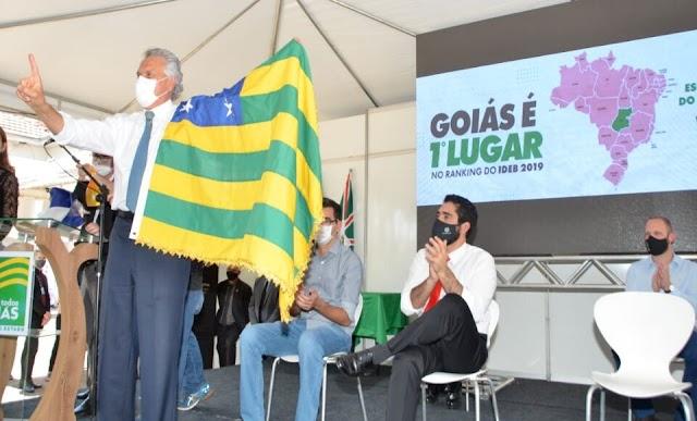 Educação em Goiás ganha destaque