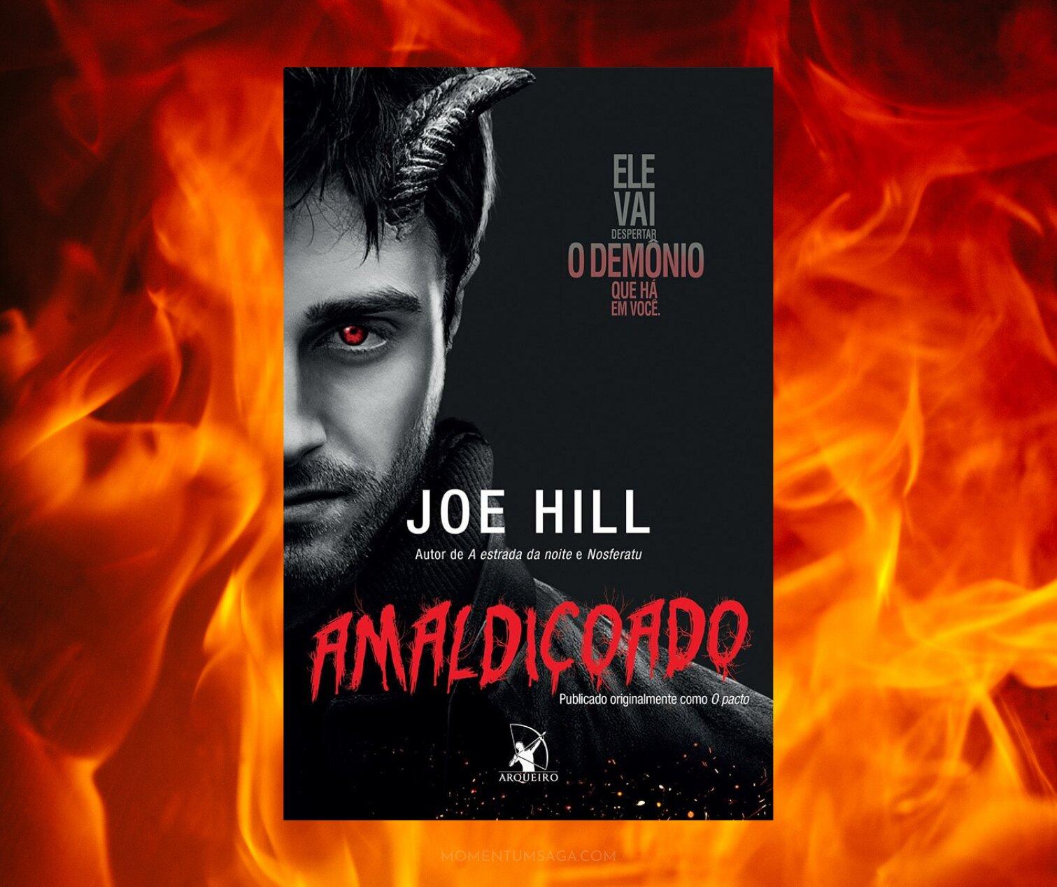 Resenha: Amaldiçoado, de Joe Hill