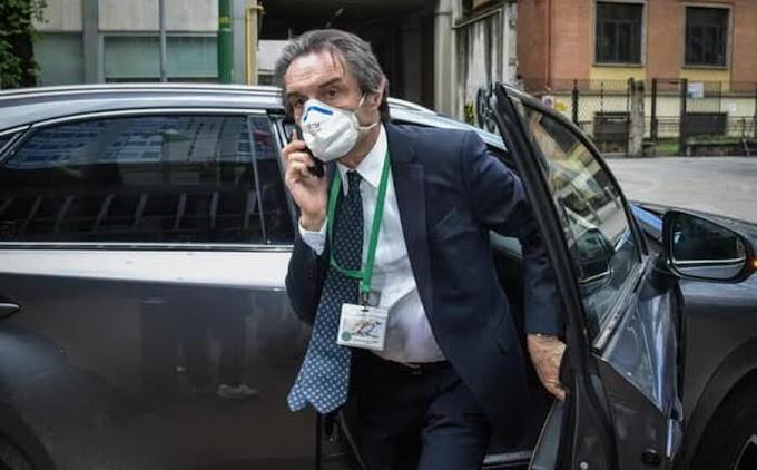 Fontana, Gdf perquisice azienda cognato
