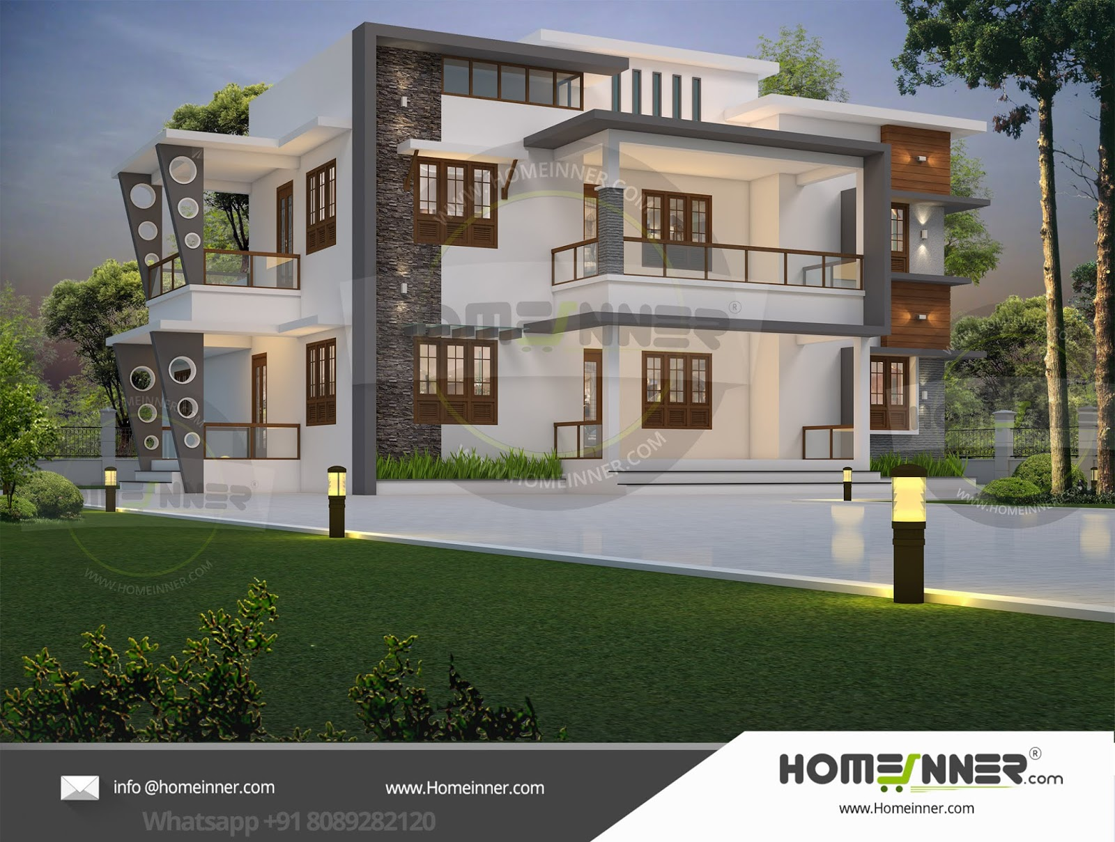 51 Lakh 5 BHK 3658 sq ft Thiruvananthapuram Villa