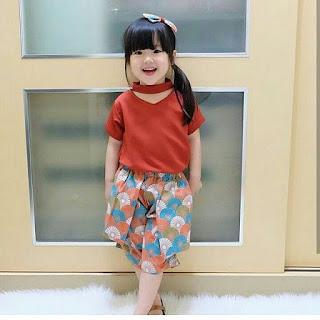 Model Kebaya Kaos
