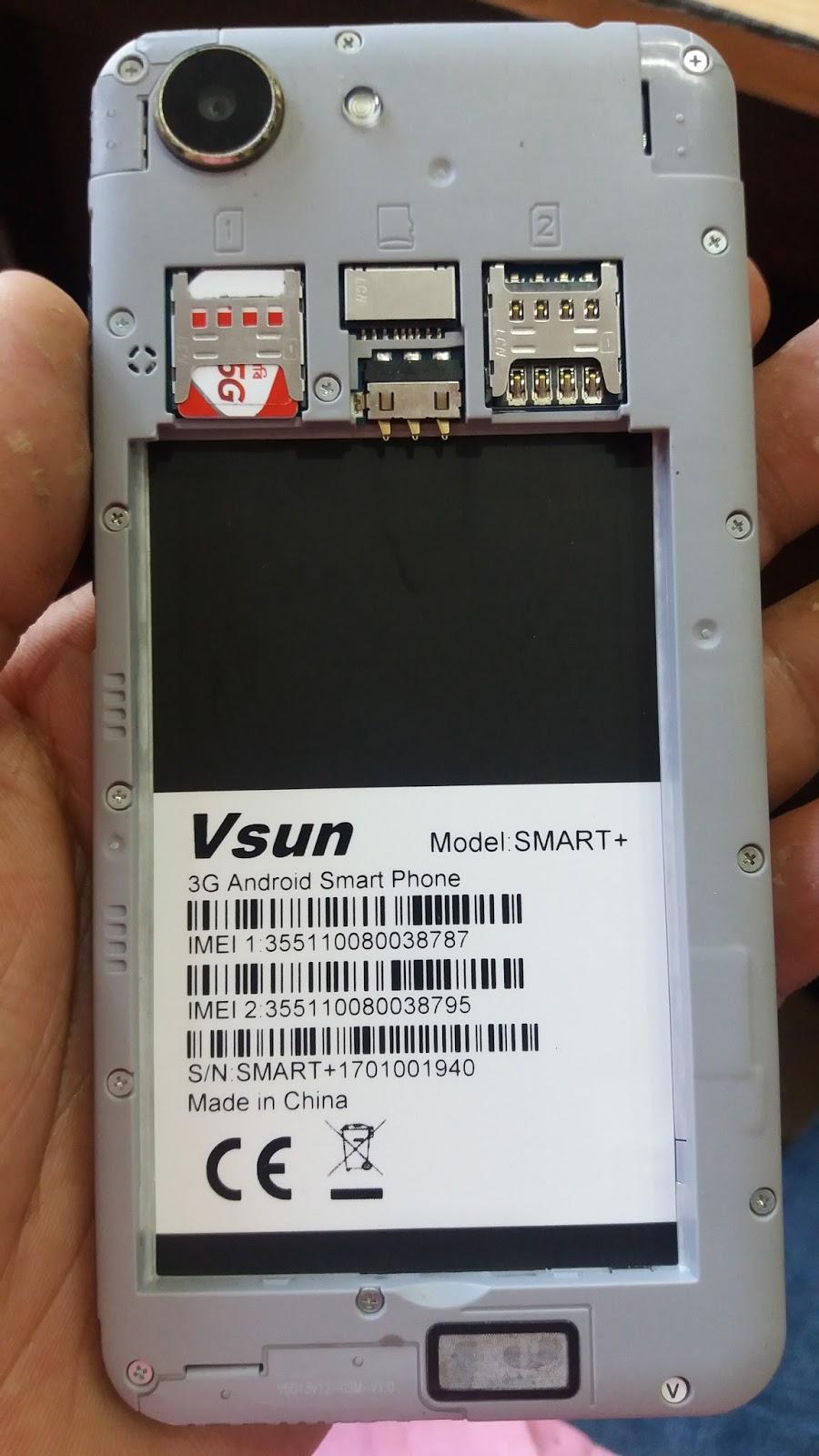 Vsun Smart+ Flash File