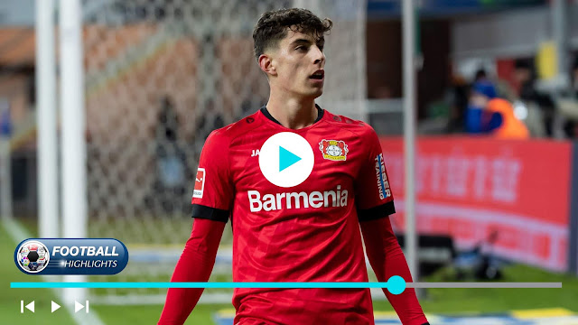 Paderborn vs Bayer Leverkusen – Highlights
