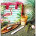 Żar tropików nadchodzi ! Rajskie motywy z flamingiem w roli główej /Tropical Vibes in Poland- summer time food photos