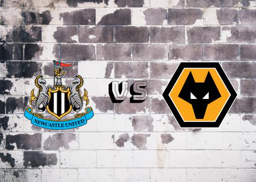 Newcastle United vs Wolverhampton Wanderers  Resumen