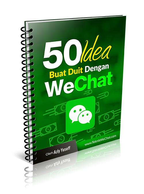 50 idea buat duit wechat