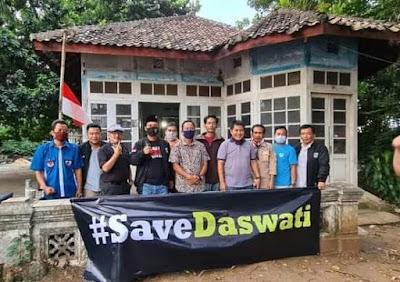 Forum Penyelamat Daswati (FPD)1 Lampung Bincang Santai Bersama Ketua DPRD Lampung