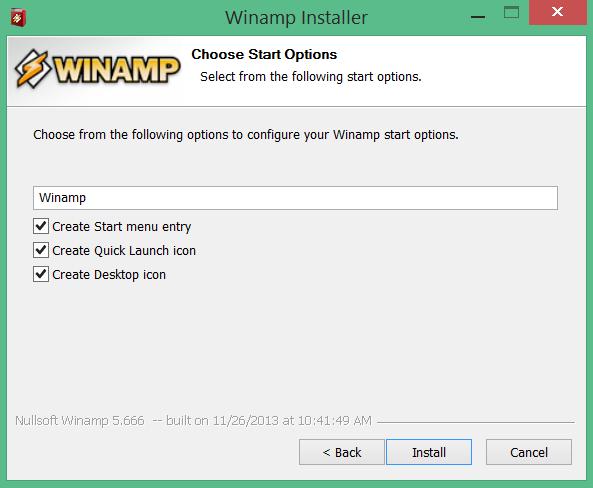 Winamp 5 666 Full Build 3516 | flinchbox