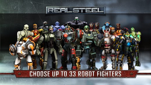 screenshot 3 Real Steel v1.19.0