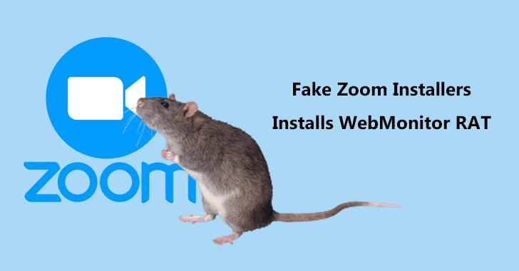 Fake Zoom Installers
