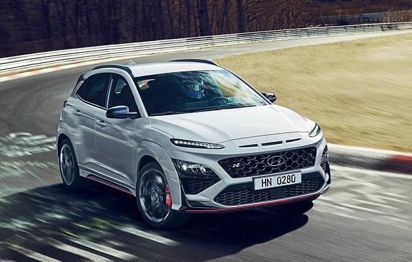 Hyundai Kona N
