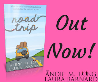 Book News: Road Trip Release Day