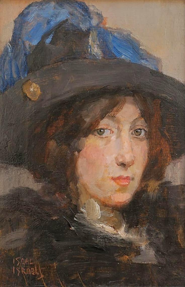 Por amor al arte: Isaac Israëls (1865-1934)