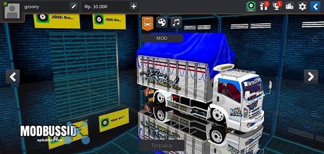 Truck Canter Tawakal 5