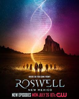 Roswell New Mexico Temporada 3 audio español capitulo 13