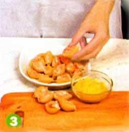 Форму для выпекания аккуратно смазываем    сливочным маслом.