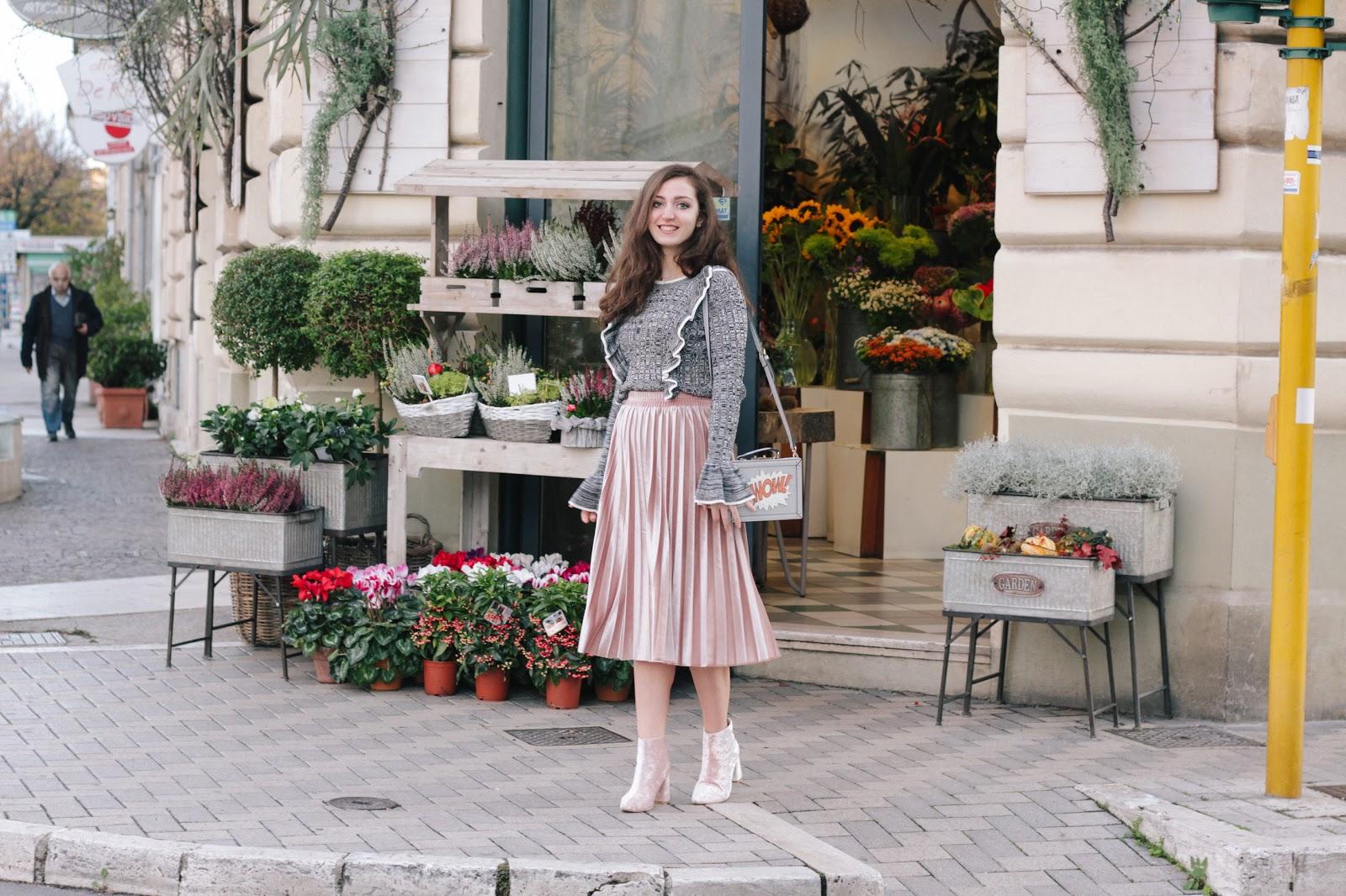 Tutte pazze per il VELLUTO: la TENDENZA più glamour dell'autunno!